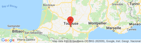 adresse vaggen.fr, Toulouse, France
