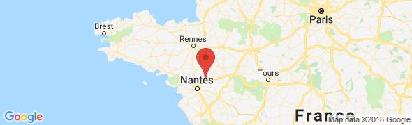 adresse decorev-granulats.fr, Teillé, France