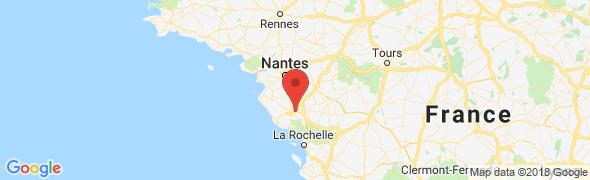 adresse bli.fr, La Chaize-le-Vicomte, France