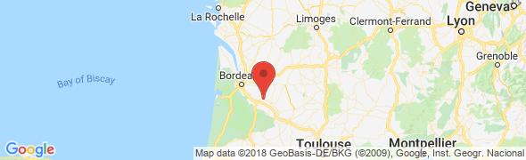 adresse parascendance.fr, La Réole, France