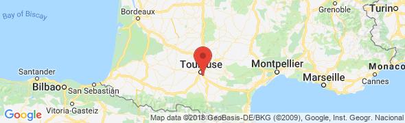 adresse controletechniquetoulouse.fr, Saint Orens, France