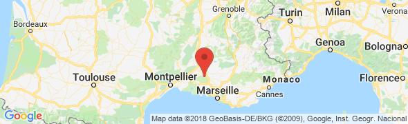 adresse alpilles-fermetures.fr, Mollégès, France