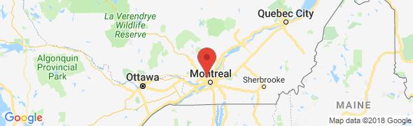 adresse mausoleesaintmartin.ca, Laval, Canada