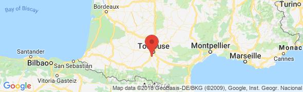 adresse alex-peinture.fr, Eaunes, France