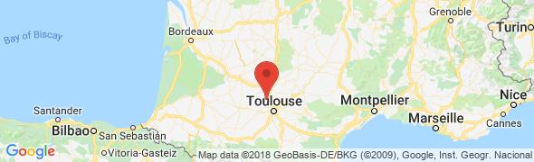 adresse van-away.com, Aucamville, France