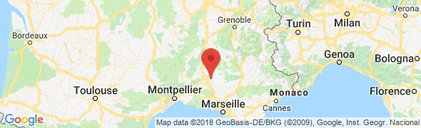 adresse amecobat.com, Monteux, France