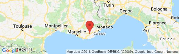 adresse votrepermanencetelephonique.fr, Le Luc, France