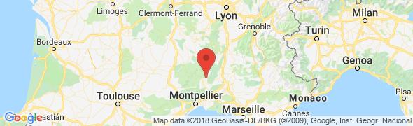 adresse ecosystemes.biz, Allègre, France