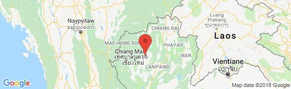 adresse reelle-skincare.fr, Chiang Mai, Thailande