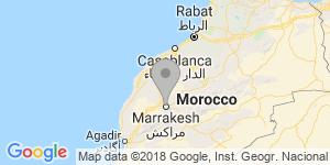 adresse et contact Riads Lotus, Marrakech, Maroc
