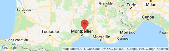 adresse moulin-de-st-hilaire.com, Sommières, France