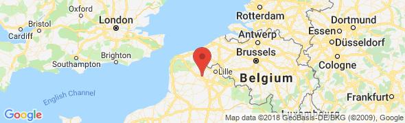 adresse cliniqueveterinairedujeudepaume.fr, Bethune, France