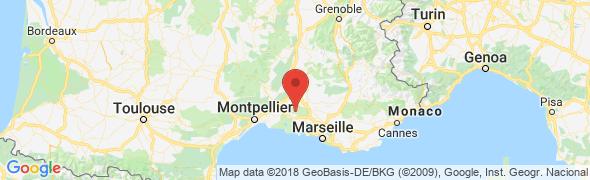 adresse laburlande.com, Le Paradou, France