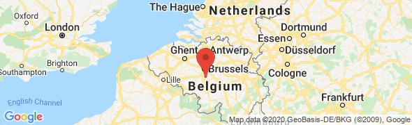 adresse site-web-kine.be, Braine-l'Alleud, Belgique