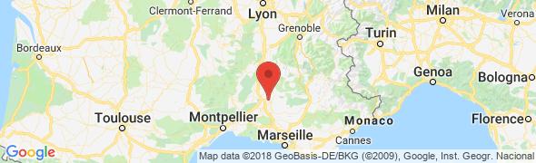 adresse carto-graphic.com, Sarrians, France