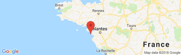 adresse placards-de-bureaux.com, Préfailles, France