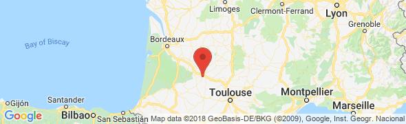 adresse aubiac.com, Aubiac, France
