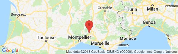 adresse gites-valmartin.com, Valliguières, France