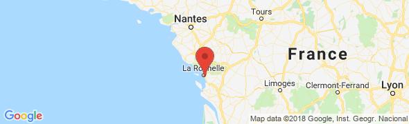 adresse aquareves.fr, Aytré, France