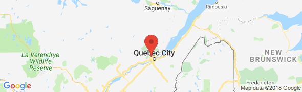 adresse habitationdgbedard.com, Québec, Canada