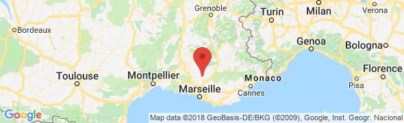 adresse pavillondegalon.com, Cucuron, France