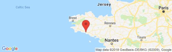 adresse domaine-de-kerbastic.com, Guidel, France