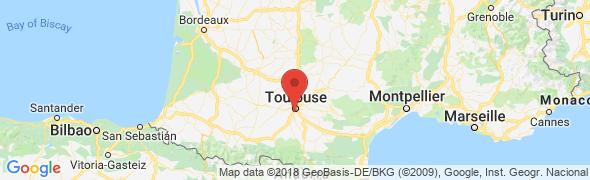 adresse deltarecrutement.com, Toulouse, France