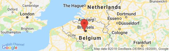 adresse informationplanet.be, Bruxelles, Belgique