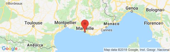adresse villamonticelli.com, Marseille, France
