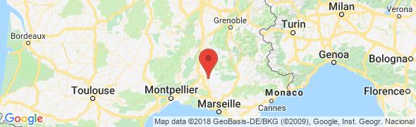 adresse purtanzanie.com, Carpentras, France