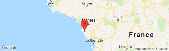 adresse carrelage-challans-85.fr, Soullans, France