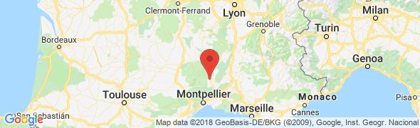 adresse la-cle-des-champs.fr, Alès, France