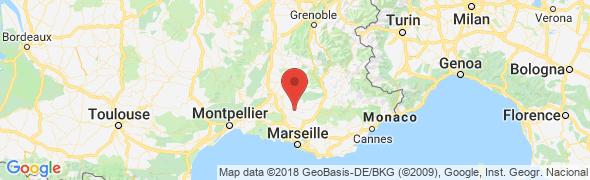 adresse lesterrassesduluberon.fr, Bonnieux, France
