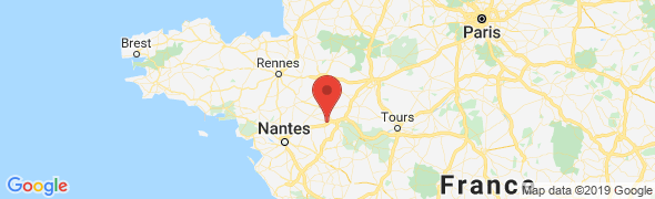 adresse arpeg49.fr, Saint-Léger-des-Bois, France
