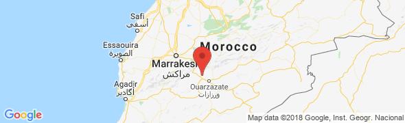 adresse ksar.ighnda.net, Ouarzazate, Maroc