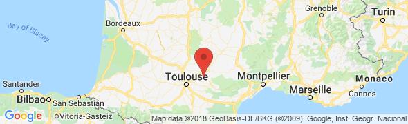 adresse euromontage-81.fr, Graulhet, France