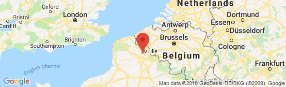 adresse faber-france.fr, Wavrin, France