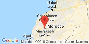 adresse et contact Riad alma, Marrakech, Maroc