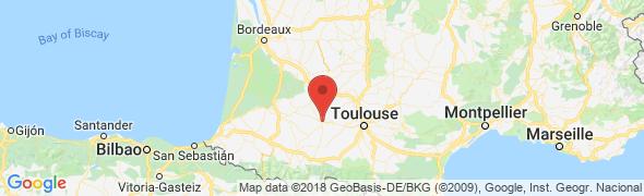 adresse movia32.fr, Auch, France