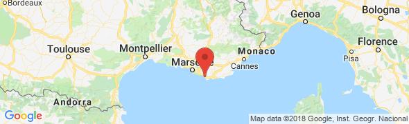 adresse lareservebandol.com, Bandol, France