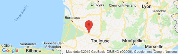 adresse linkweb.fr, Boé, France