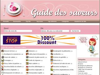 http://www.guide-des-saveurs.com/