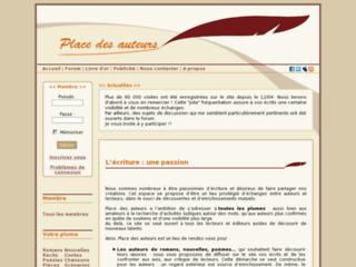 http://www.place-des-auteurs.fr/
