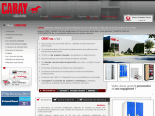 http://www.caray-collectivites.fr/
