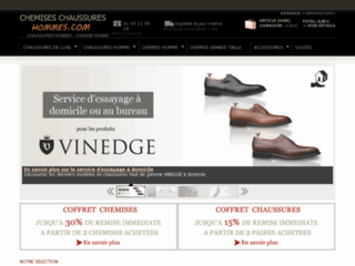 http://www.chemises-chaussures-hommes.com/