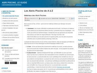 http://www.abri-piscine.net/guide/