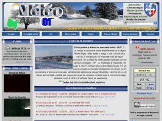 http://www.meteo01.fr/