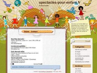 http://www.spectacles-pour-enfant.fr/