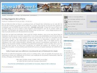 http://www.vivrealapierre.fr/