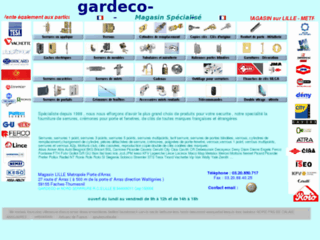 http://www.gardeco-nordserrure.fr/